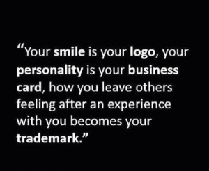 Building yourself as a brand