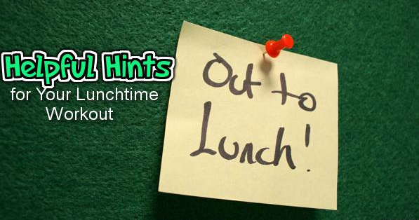 helpful hints for lunchtime
